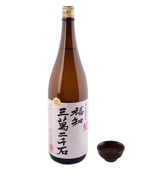 東和酒造 福知三萬二千石 特別純米酒1.8l