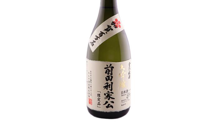 やちや酒造 加賀鶴「前田利家公」大吟醸720ml