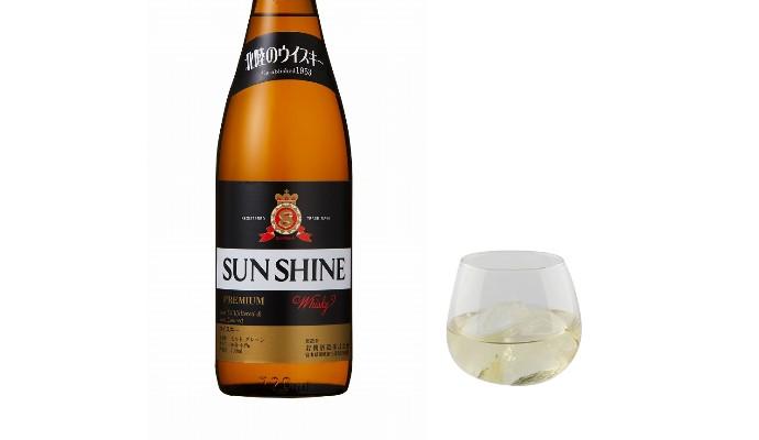 若鶴酒造 サンシャインウイスキー プレミアム700ml