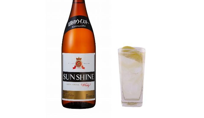 若鶴酒造 サンシャインウイスキー1800ml