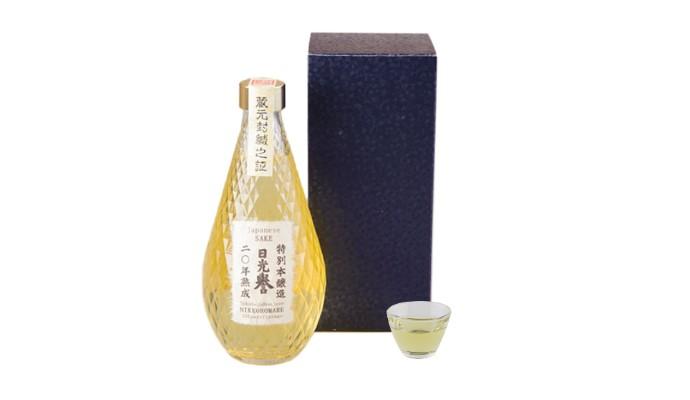 渡邊佐平商店 特別本醸造日光誉20年熟成500ml
