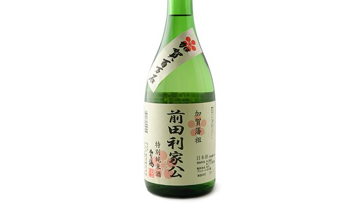 やちや酒造 加賀鶴 特別純米酒「前田利家公」/のどぐろ味噌漬・ぶり味噌漬
