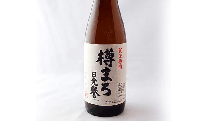 渡邊佐平商店 純米樽酒樽まろ日光誉/つまみゆば・よせゆば