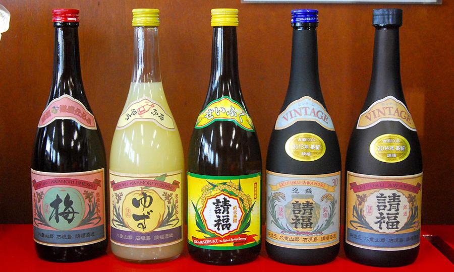 請福酒造/沖縄県
