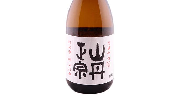 八木酒造部 山丹正宗 純米酒 松山三井/ゆら鯛 塩釜