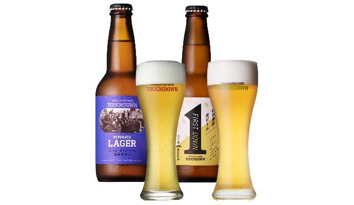 八ヶ岳ビール タッチダウン【こだわり】6本セット(清里ラガー・ファーストダウン)